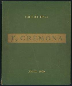 Tranquillo Cremona Giulio Pisa