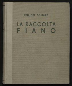 La Raccolta Fiano con testo di Enrico Somare