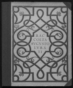 Catalogo della vendita all'asta della raccolta Augusto Lurati Milano, Galleria Pesaro, 1928