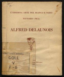 Alfred Delaunois Vittorio Pica