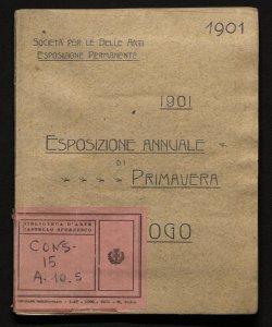 Esposizione annuale di primavera 1901