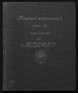 1 [testo e disegni dell'arch. P. Mezzanotte]