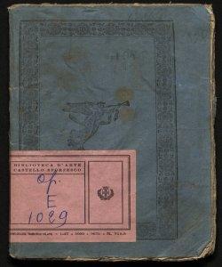 Storia critica della pubblica esposizione di Belle arti in Milano nel settembre del 1828 scritta dal compilatore Della Vespa