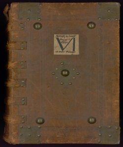 Antiphonale officii. Antiphonarium de Tempore a dominica 2a post Epiphaniam ad dominicam Passionis