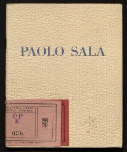 Mostra del compianto pittore Paolo Sala febbraio 1931
