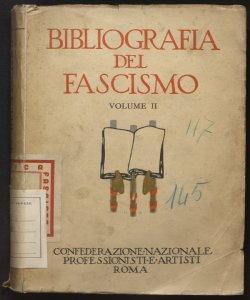 2 / Confederazione nazionale dei sindacati fascisti dei professionisti e degli artisti