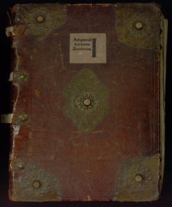 Antiphonale officii. Antiphonarium Commune Sanctorum