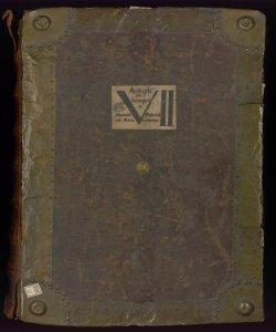 Antiphonale officii. Antiphonarium de Tempore a dominica Passionis usque ad Ascensionem