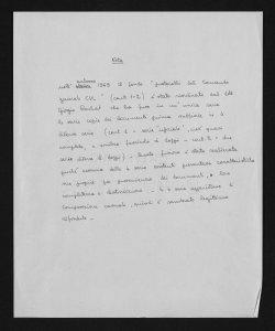 Fondo archivistico Corpo volontari della libertà Cvl (1943-1950)