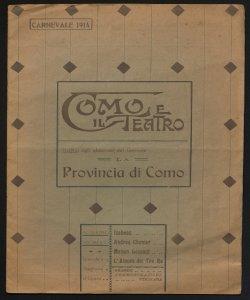 Como e il teatro dono agli abbonati del giornale La Provincia di Como