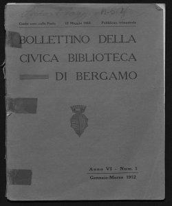 1912 Numeri 1-4
