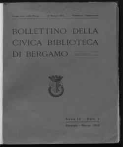 1915 Numeri 1-4