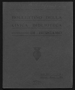 1921 Numeri 1-4