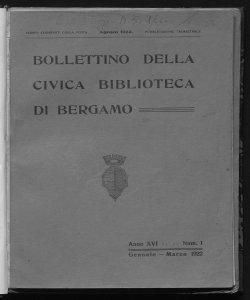 1922 Numeri 1-4