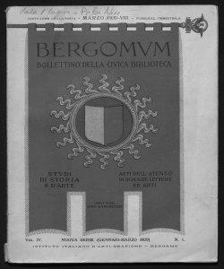 1930 Numeri 1-4