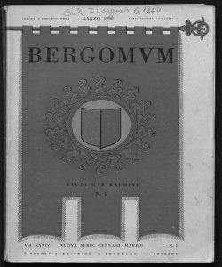 1960 Numeri 1-4