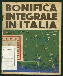 Bonifica integrale in Italia