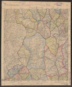 F. 33 della Carta d'Italia, 4.: Piazza Brembana / Istituto geografico miltare