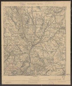 [F. 33 della Carta d'Italia, 1. S.E.]: Clusone (Sud-Est) / Istituto geografico militare