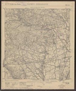 F. 33 della Carta d'Italia, 3. S.O.: Caprino Bergamasco / Istituto geografico militare (1)