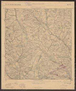 F. 33 della Carta d'Italia, 3. N.O.: Palazzago / Istituto geografico militare
