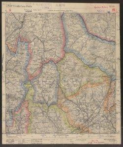 F. 33 della Carta d'Italia, 2. N.O.: Albino / Istituto geografico militare