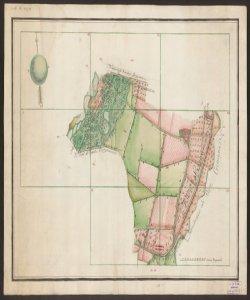 [Mappa del territorio di Fara Bergamasca]