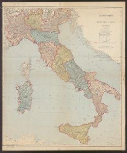 [Italia] compartimenti e sotto compartimenti catastali
