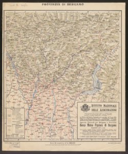Provincia di Bergamo [dopo il 1901]