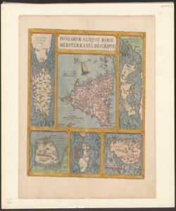 Insularum aliquot maris Mediterranei descriptio Iacobo Castaldo