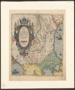 Romaniae (quae olim Thracia dicta) vicinorumque regionum, uti Bulgariae, Walachiae, Syrfiae, etc. descriptio Iacobo Castaldo