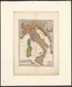 Italiae cum adjacentibus Insulis accurata confignatio
