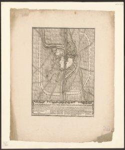 Plan de Picighitone assiegées par les Armées de leurs Maietés le Roi de France et de Sardaigne M. de Beaurain