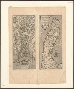 Patavini territorii corographia Iac. Castaldo auct