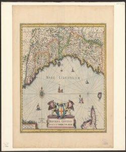 Reipublicae Genuensis ducatus et dominii, nova descriptio