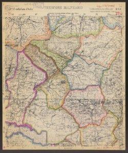 F. 33 della Carta d'Italia, 2. S.E.: Trescore Balneario / [Istituto geografico militare]