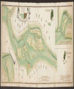 Adda e le sue isole presso Villa d'Adda