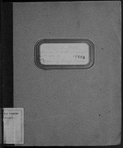 Raccolta di dati cronologici sui notai di Varese
