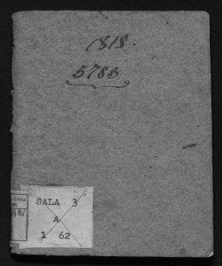 La sua per tutti almanacco critico e dilettevole per l'anno ... di C. Facchinetti
