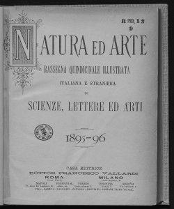 1895-1896 Numeri 1-6