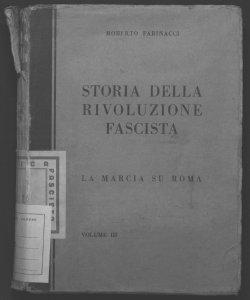 3: La marcia su Roma Roberto Farinacci