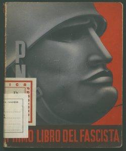 Il primo libro del fascista P.N.F