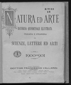 1900-1901 Numeri 1-6