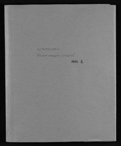 Fondo archivistico Brigata Paolo Stefanoni (1943-1946)