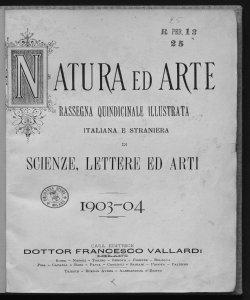 1903-1904 Numeri 1-6