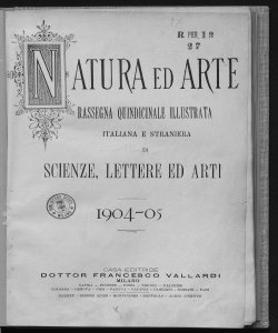 1904-1905 Numeri 1-6