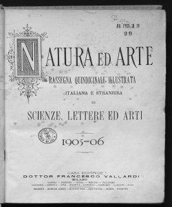 1905-1906 Numeri 1-7