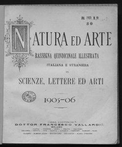 1905-1906 Numeri 13-18