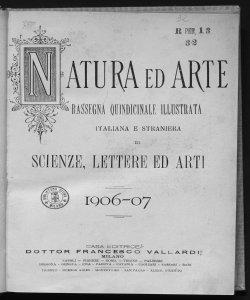 1906-1907 Numeri 13-18