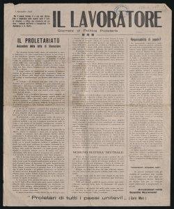Stampa clandestina della Resistenza lombarda (selezione, 1943-1945)